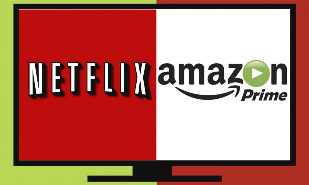 Amazon, Netflix